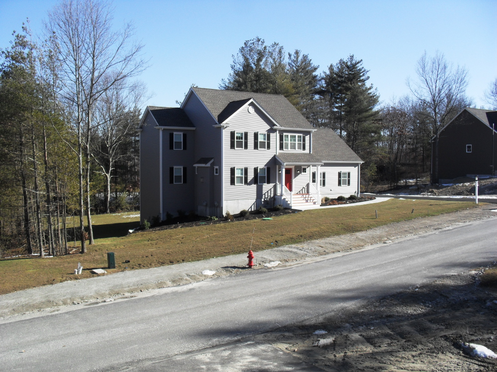 Brand new colonial home for sale massachusetts