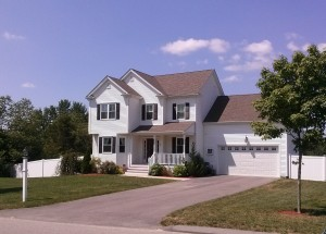 custom new construction 3 bedroom colonial